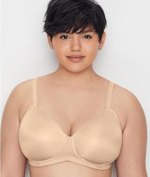 Beauty Back Wire-Free Side & Back Soother T-Shirt Bra