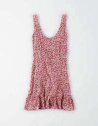 AE Scoop Neck Skirty Mini Dress