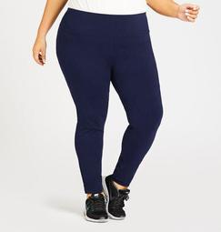 Pima Cotton Hi Rise Legging