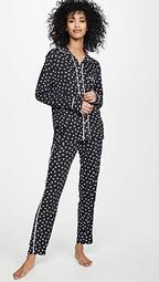 Rayon Long PJ Set