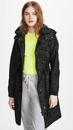 Camo Star Anorak Jacket