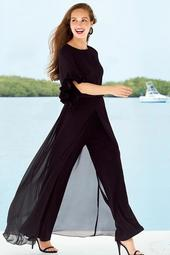 Go with the Flow Wide Leg Pants