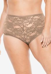 2-Pack Lace Full-Cut Brief by Comfort Choice®