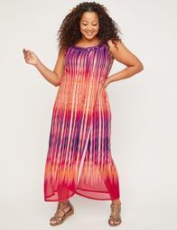 Sunset Falls Maxi Dress