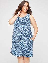 Cape Cod Swim Cover-Up (With Pockets)