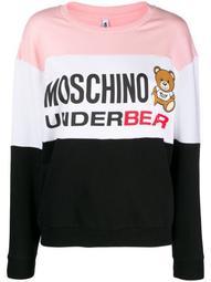 UnderBear logo-print sweatshirt