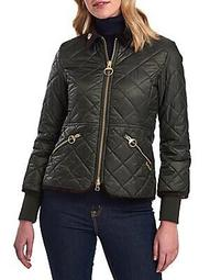Icons Quilted Jacket