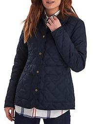 Helvelly Quilted Jacket
