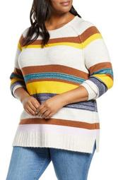 Cozy Crewneck Sweater (Plus Size)