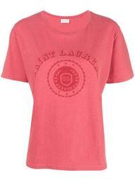 logo crest T-shirt