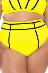 SCUBA HIGH WAIST BOTTOM