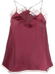 Berwyn lace trim camisole