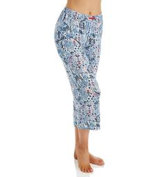 Ellen Tracy Whimsy Cropped Pant 8622934