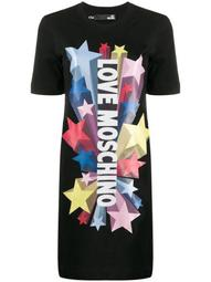 Shooting Stars T-shirt dress