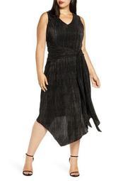 Alex Asymmetrical Cocktail Dress
