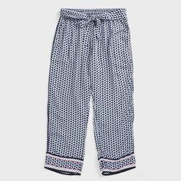 COLORBLOCK GEO PRINT PANTS