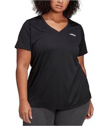 Women's Designed 2 Move Tee Plus Size