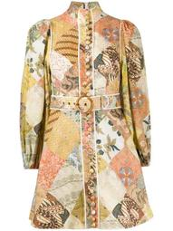 Brightside A-line mini dress