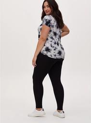 Comfort Waist Premium Legging - Black