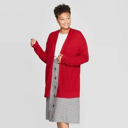 Women's Plus Size Open Layering Lightweight Cardigan - Ava &Viv™