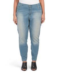 Plus Skinny Rachel Jeans