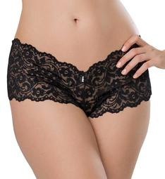 Smart and Sexy Signature Lace Boyleg Panty - 2 Pack SA131