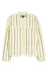 Check Tweed Jacket