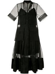 Callie midi dress