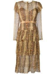 Ninety-Six midi dress