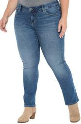 Straight Jeans (Plus Size)