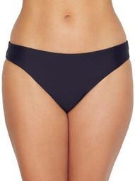 Birdsong Womens Onyx Cheeky Bikini Bottom Style-S20151-ONYX