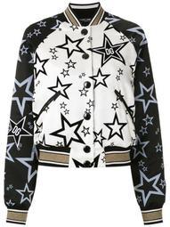 Millennials Star print bomber jacket