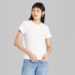Women's Short Sleeve T-Shirt - Wild Fable™