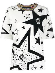 Millenials Star print T-shirt