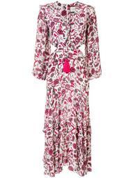 Nakkita floral print dress