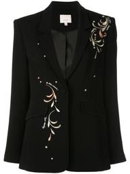 Estelle embroidered blazer