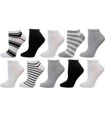 Women's Superga 10pk Lowcut Socks