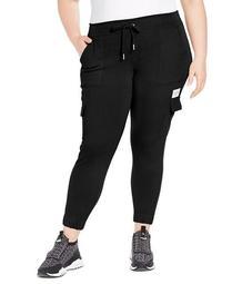 Performance Plus Size Slim-Fit Cargo Jogger Pants