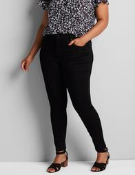 Signature Fit Skinny Jean - Black