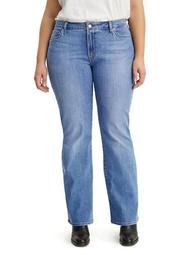 Plus Size 415 Classic Bootcut Jeans