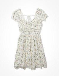 AE Twist Front Mini Dress