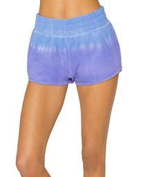Zen Mid Rise Printed Shorts
