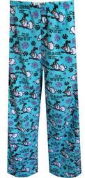 Disney Women's Frozen Olaf Warm Hugs Plus Size 1X Plush Lounge Pants