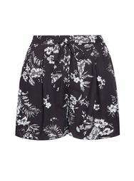 **DP Curve Multicolour Tropical Print Shorts