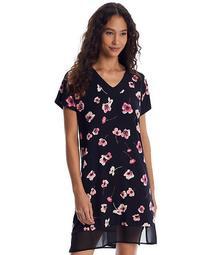 Floral Modal Sleep Shirt