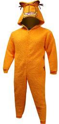 Garfield Women's Sherpa Union Suit