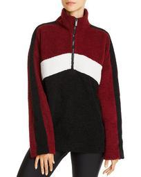 Chalet Sherpa Quarter-Zip Sweatshirt
