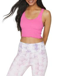 Amor Cropped Tank Top
