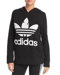 Trefoil Hooded Sweatshirt