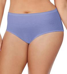 Just My Size Breathable Cotton Cool Comfort Brief - 5 Pack 1610BA